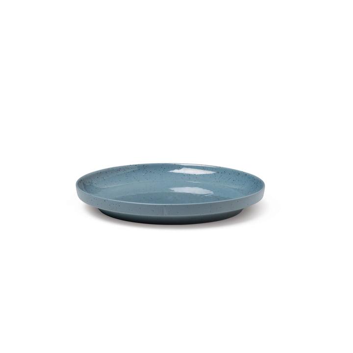 Grand Cru Sense Teller Ø 19 cm von Rosendahl in blau