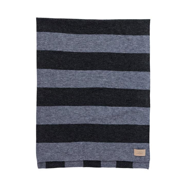 Sonno Wolldecke 130 x 170 cm, Melange grau von OYOY