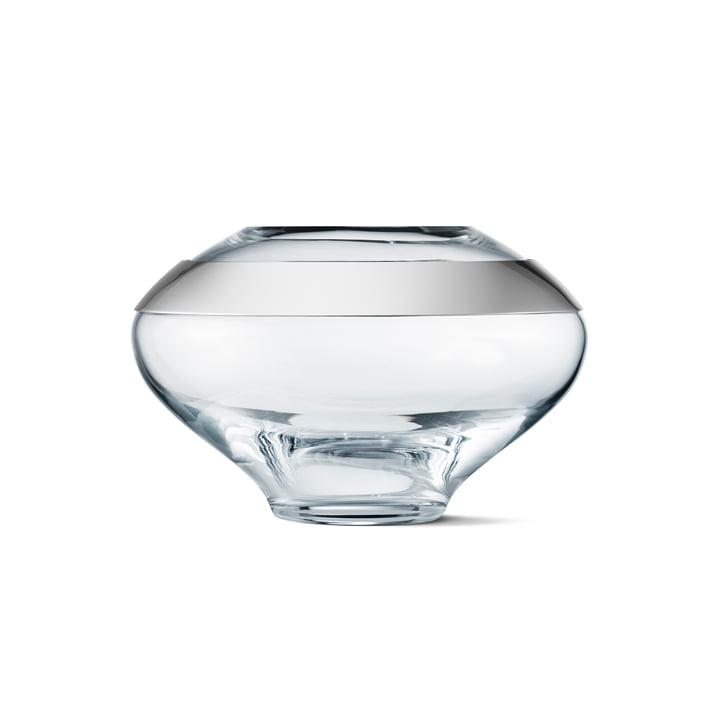 Duo Vase, small von Georg Jensen