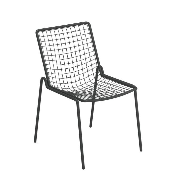 Rio R50 Stuhl, antikeisen von Emu