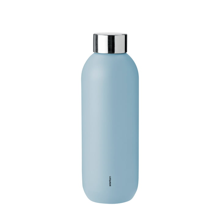 Keep Cool Trinkflasche 0,6 l von Stelton in cloud