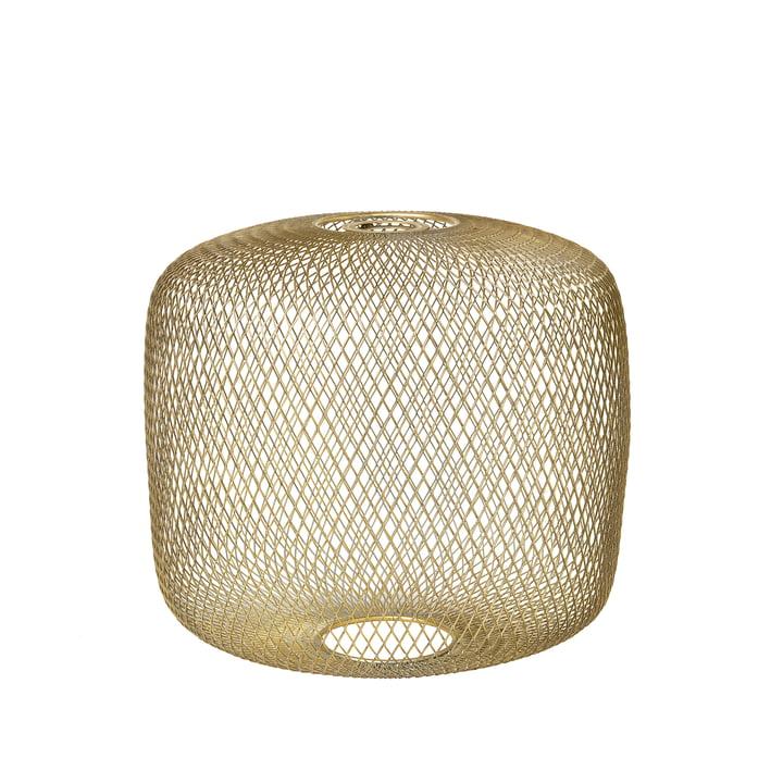 Boden Lampenschirm, Ø 34 x H 32 cm, Messing von Broste Copenhagen