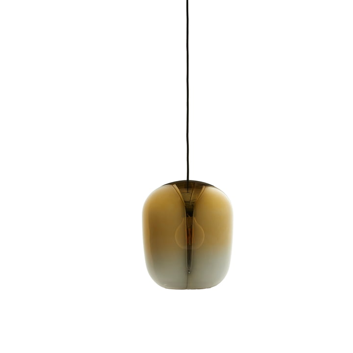 Ombre Pendelleuchte Ø 25 cm, gold von Frandsen