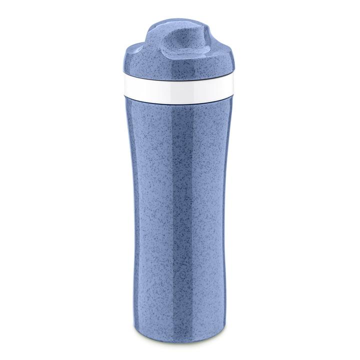 Oase Trinkflasche von Koziol in organic blue