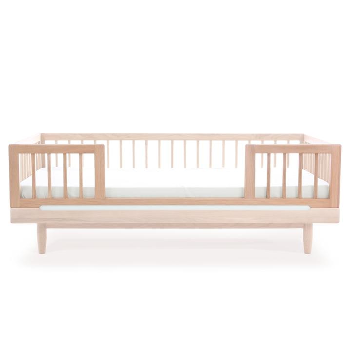 Pure Rausfallschutz für Junior Bett, Eiche von Nobodinoz