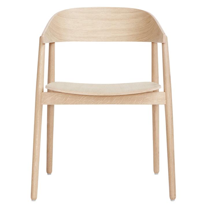AC2 Stuhl von Andersen Furniture in Eiche weiß pigmentiert