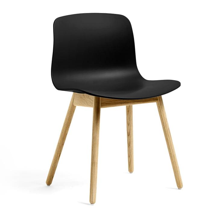 About A Chair AAC 12 ECO von Hay in Eiche / schwarz