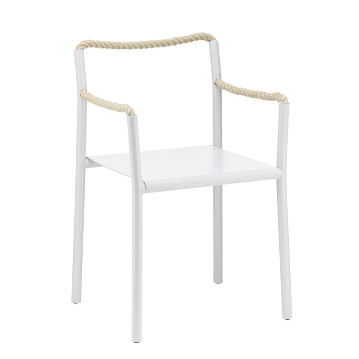 Rope Chair von Artek in hellgrau / natur