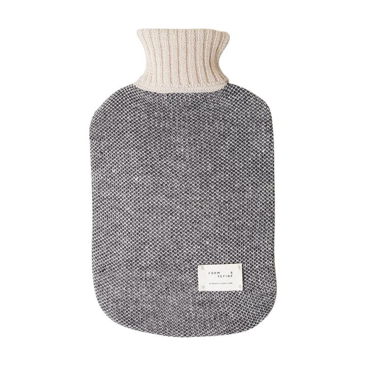 Aymara Wärmflasche, gemustert creme von Form & Refine