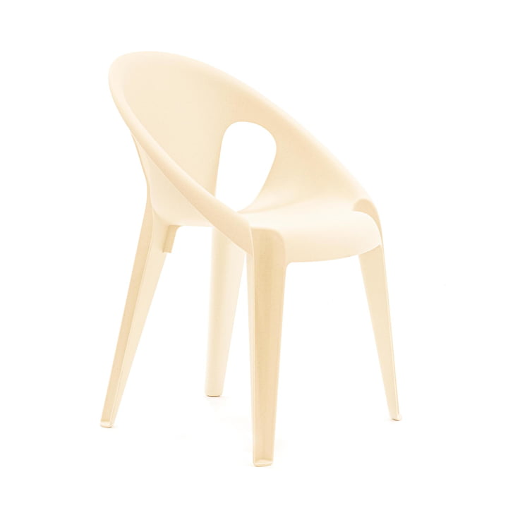 Bell Chair von Magis in highnoon white