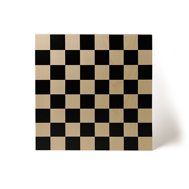 Bauhaus Schachbrett von Naef Spiele