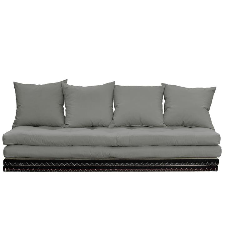 Das Chico Schlafsofa, grau (746) von Karup Design