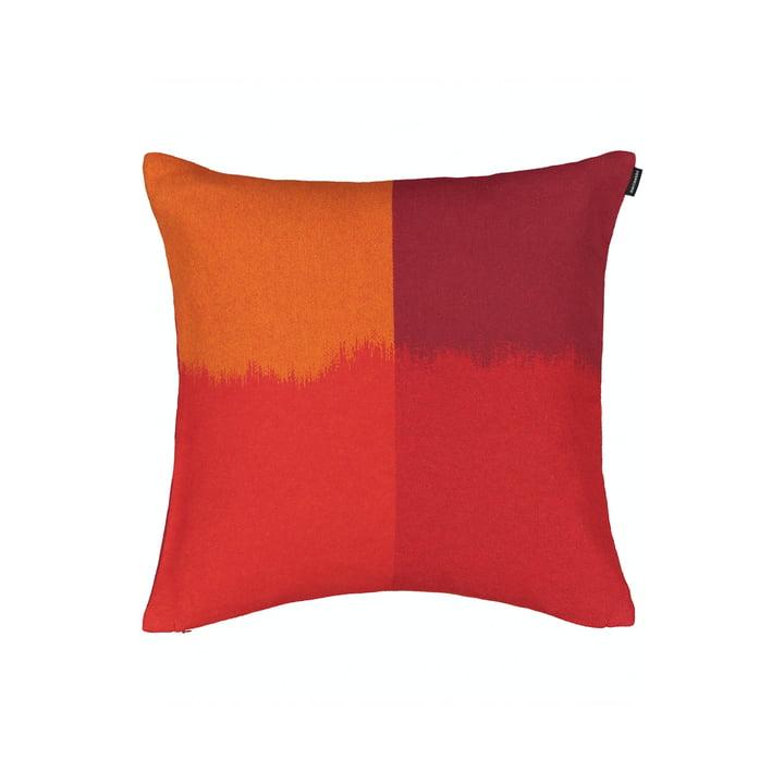 Der Ostjakki Kissenbezug 50 x 50 cm, rot / orange / braun von Marimekko