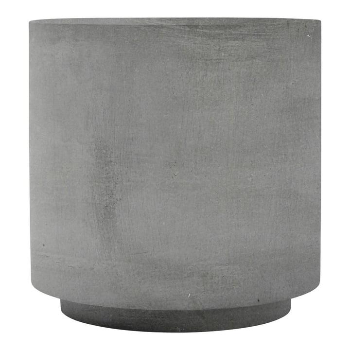 Fifty Beistelltisch, Ø 50 x H 50 cm, Beton von House Doctor