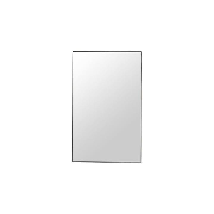 Spiegel mit Rahmen, Raw, 50 x 80 cm, Rahmen schwarz von House Doctor
