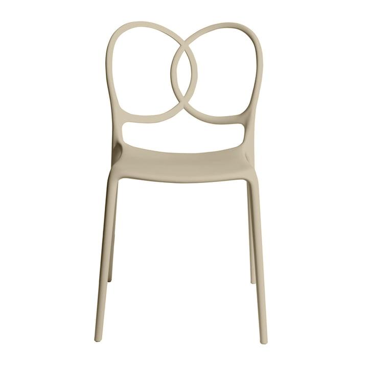 Sissi Stuhl, beige von Driade