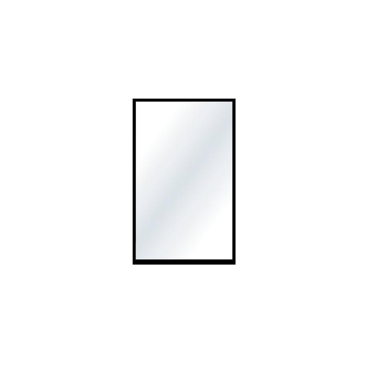 Der kleine Wandspiegel von Nichba Design in schwarz
