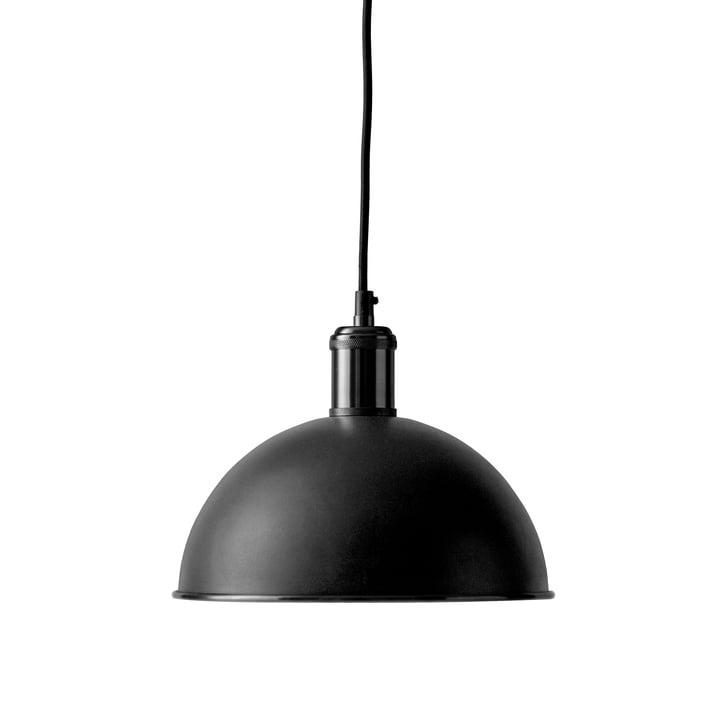 Die Menu - Tribeca Hubert Pendelleuchte in schwarz