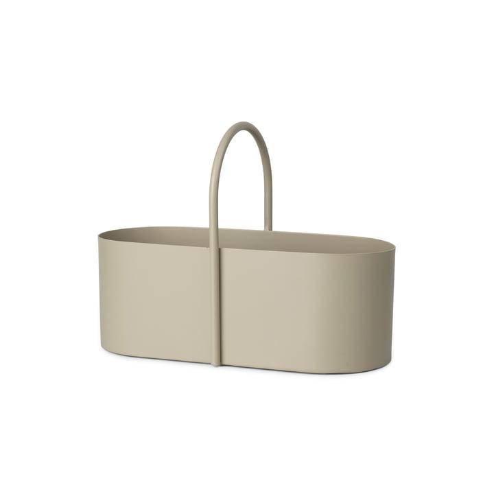 Die Grib Toolbox von ferm Living in cashmere