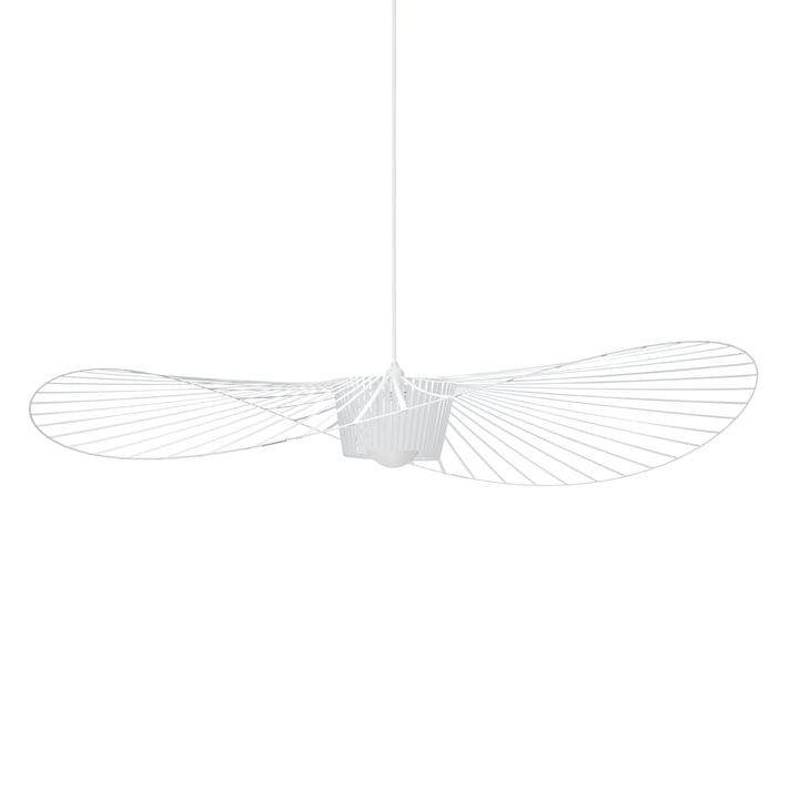 Vertigo Pendelleuchte large von Petite Friture in Weiß