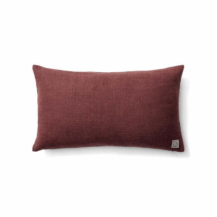 Das Collect SC27 Kissen heavy linen von &tradition in burgundy