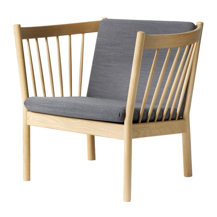 Der J146 Lounge-Sessel von FDB Møbler in Eiche natur / Gabriel Crisp