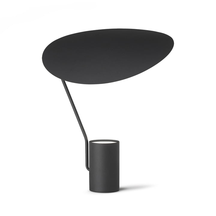 Ombre Tischleuchte von Northern in schwarz