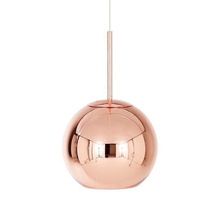 Tom Dixon - Copper Pendelleuchte Ø 25 cm, Kupfer