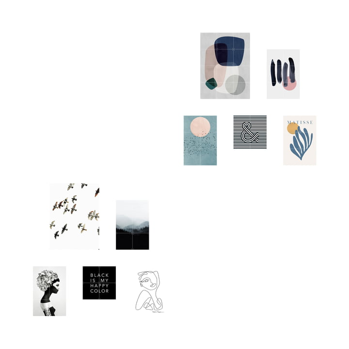Die Art Collectors Box - Minimalism von IXXI
