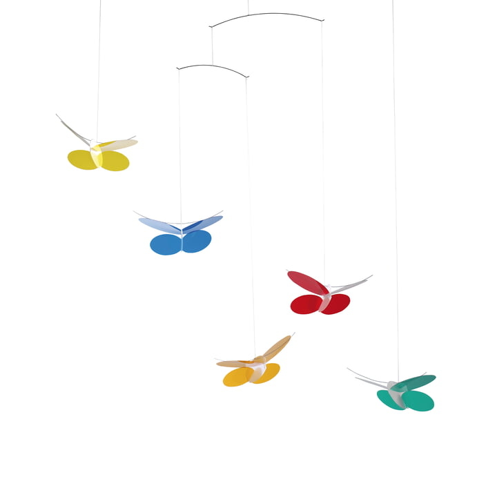 Butterflies Mobile von Flensted Mobiles