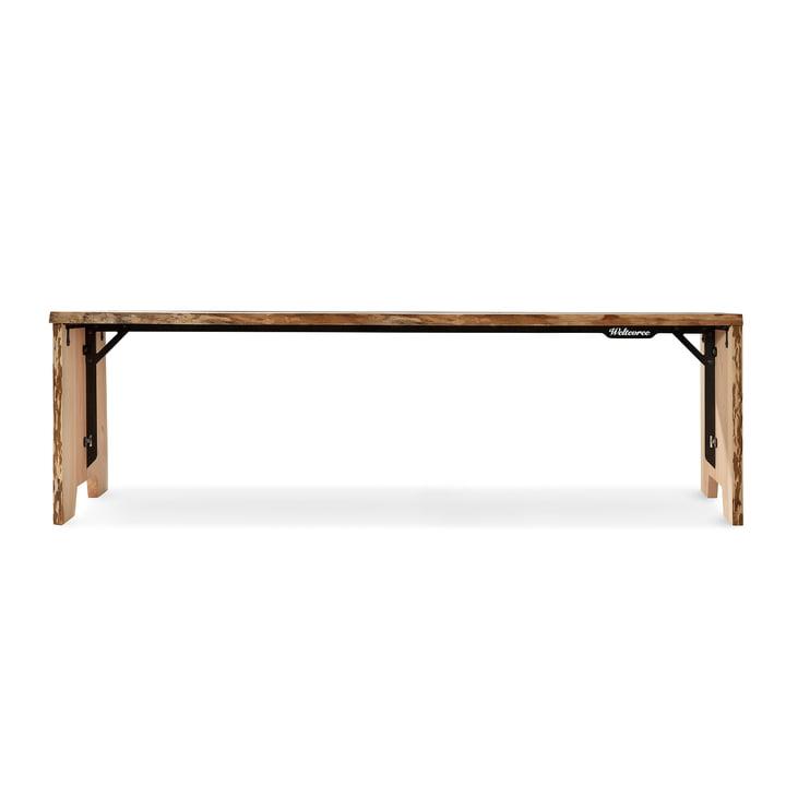 Der Forestry Esstisch von Weltevree, 255 x 80 cm, Douglasie