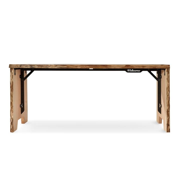 Der Forestry Esstisch von Weltevree, 180 x 80 cm, Douglasie