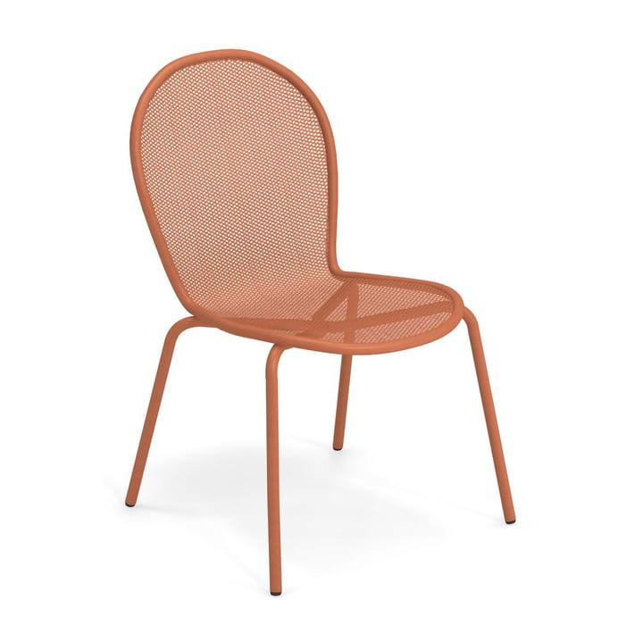Der Ronda Stuhl von Emu in ahornrot