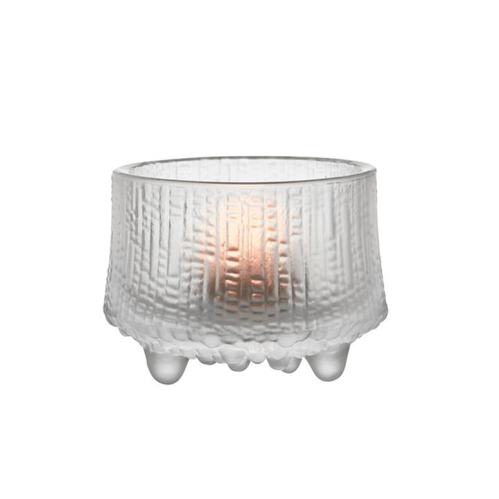 Der Ultima Thule Teelichthalter von Iittala, 65 mm, frost