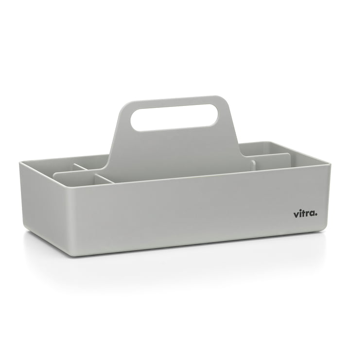 Storage Toolbox RE, grau (Limited Edition 2021) von Vitra
