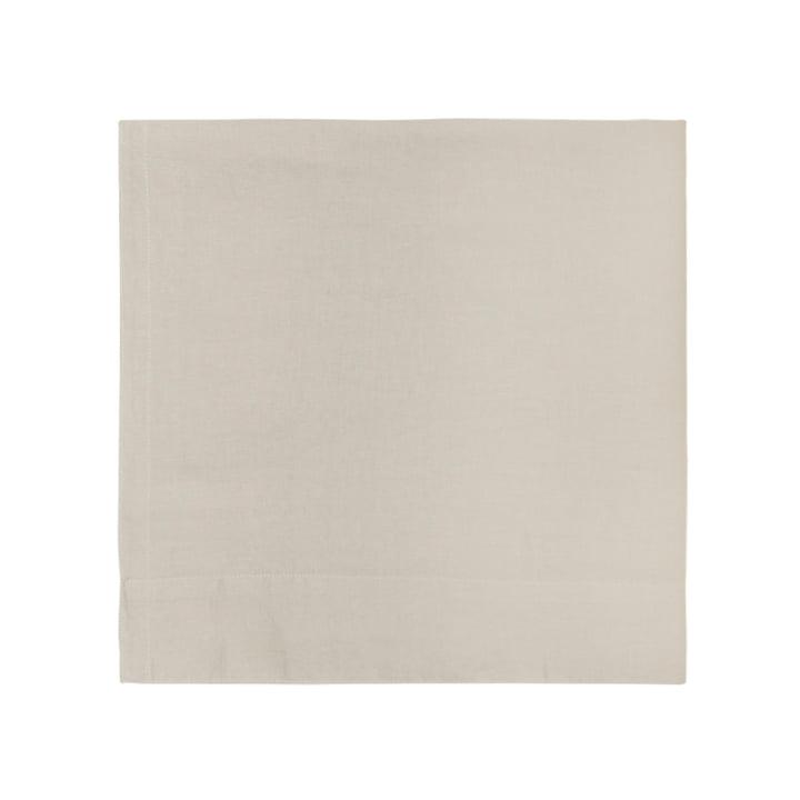 Connox Collection - Leinen Tischdecke 150 x 250 cm, natur