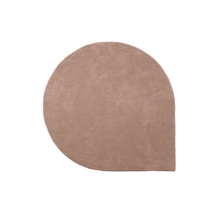 Der Stilla Teppich von AYTM, 130 x 160 cm, rose
