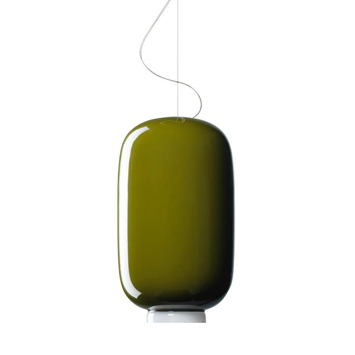Foscarini - Chouchin Pendelleuchte 2 in grün