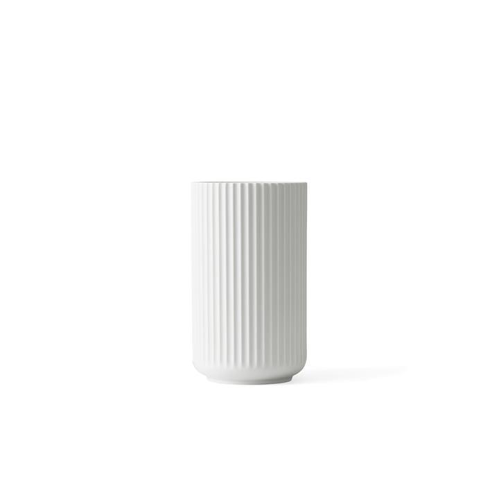Lyngbyvase H 6 cm von Lyngby Porcelæn in weiß