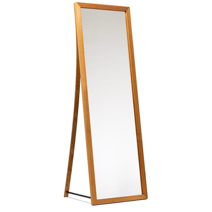 Framed Mirror von We Do Wood in Eiche natur