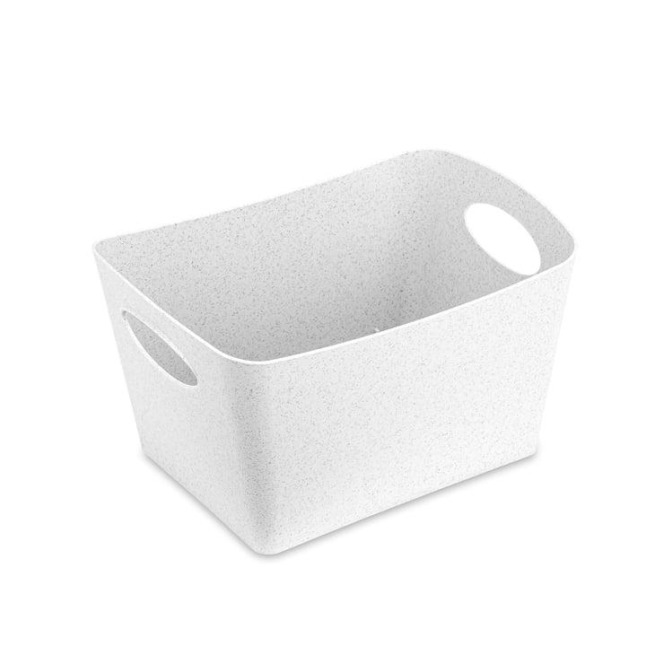 Boxxx S Aufbewahrungsbox von Koziol in organic white