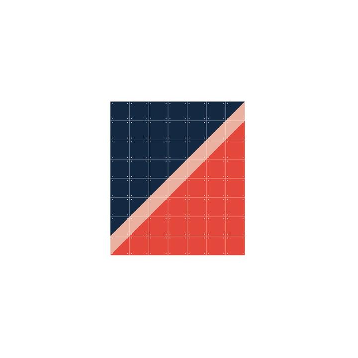 Color Blocking DIY Wandbild Kit #1 von IXXI