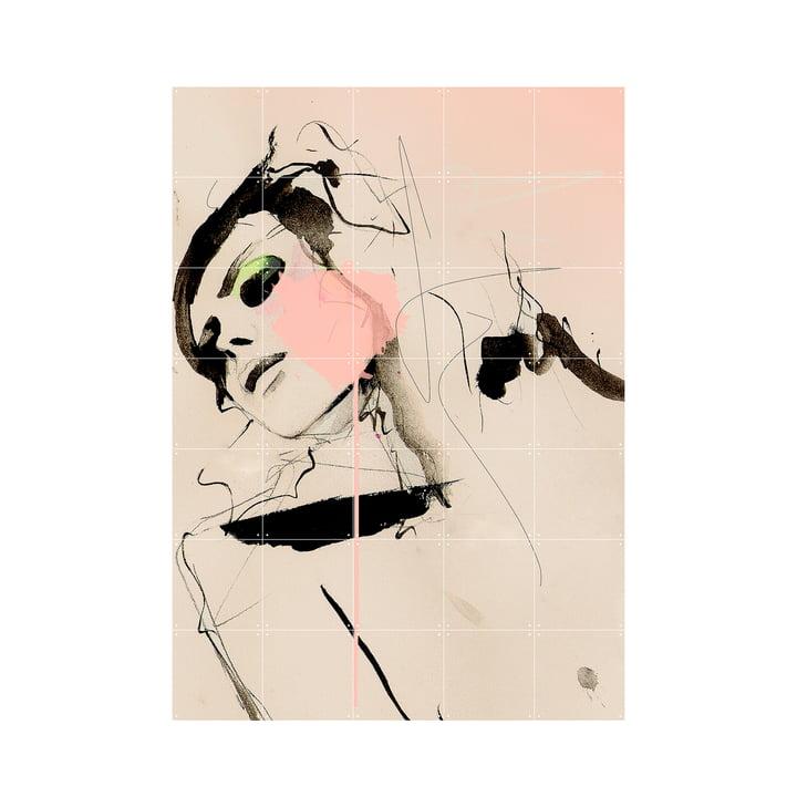 Hence Wandbild 100 x 140 cm von IXXI