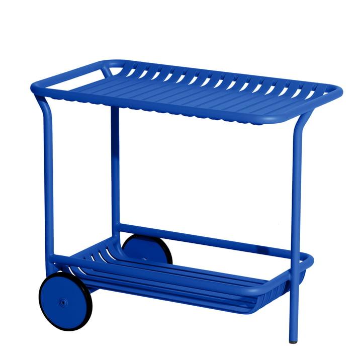 Der Week-End Trolley Outdoor von Petite Friture, blau