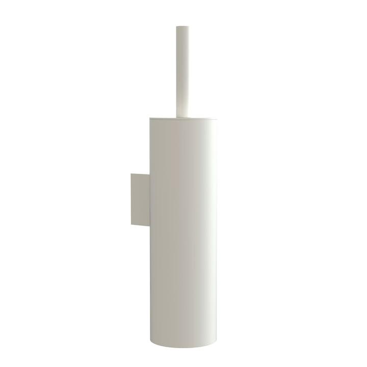 Die Nova2 WC-Bürstengarnitur (Wandmontage) von Frost, weiß