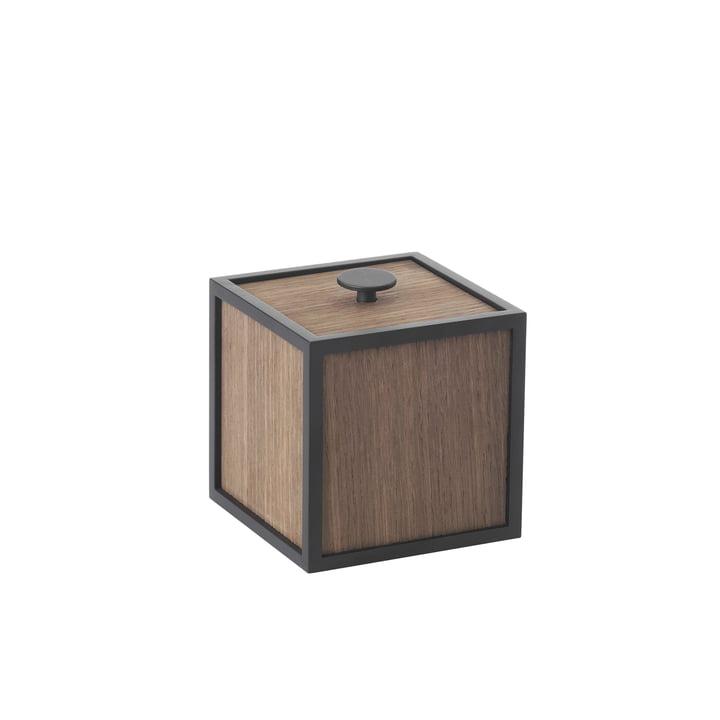 Frame Box 10 von by Lassen in geräucherte Eiche
