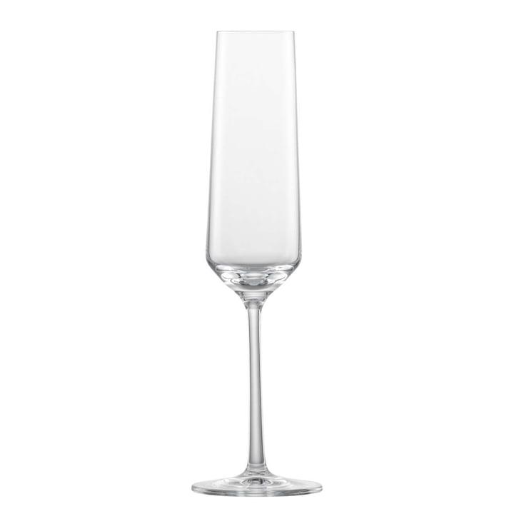 Pure Sektglas von Zwiesel Glas (2er-Set)