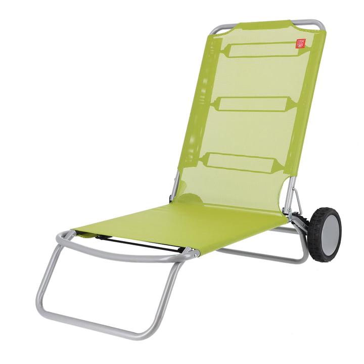 Fiam - Wheely Strandstuhl, pistazie