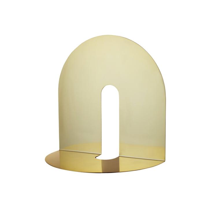 Die Castellum Wandablage von AYTM, gold