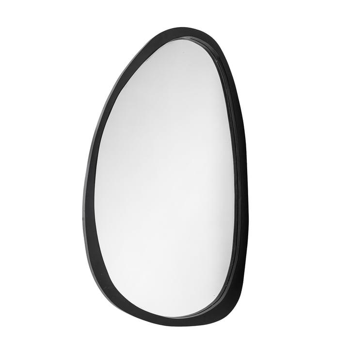 Der Caylin Spiegel von Bloomingville, 120 x 70 cm, schwarz